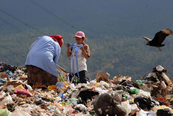 Aunque las estadísticas más recientes de desnutrición datan de los últim...