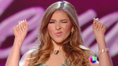 La tercera finalista de Nuestra Belleza Latina 2014 fue Aly Villegas