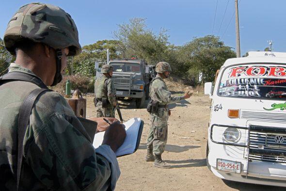 Aunque en la narcoviolencia en México ha dejado más de 40 mil muertos, e...