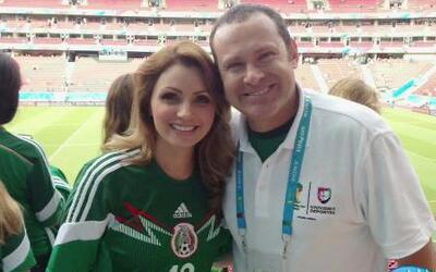 Alan habló con Angélica Rivera y ella estará muy pronto por Miami