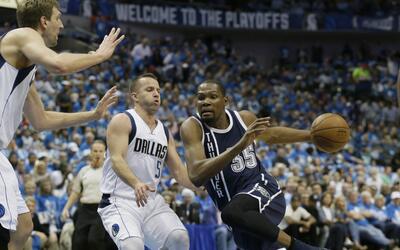 Oklahoma City derrotó 131-102 a Dallas