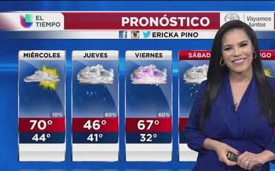 El Tiempo en Chicago: vientos y temperaturas récords se podrían presenta...