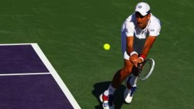 Una hora y 25 minutos duró el encuentro ganado por Djokovic.