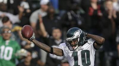 Los Redskins se quedan con DeSean Jackson (AP-NFL).