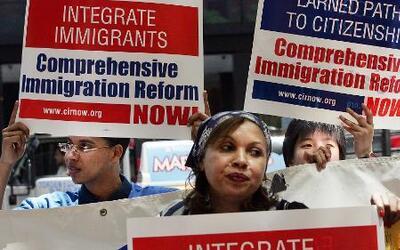 Organizaciones pro inmigrantes logran importante triunfo contra ley SB 1...
