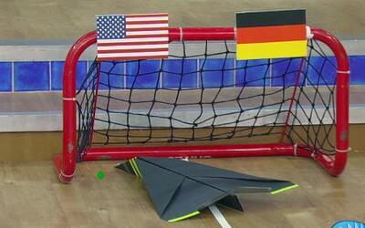 ¿Cuál será la predicción de nuestro Chicharito en el juego de EEUU vs. A...