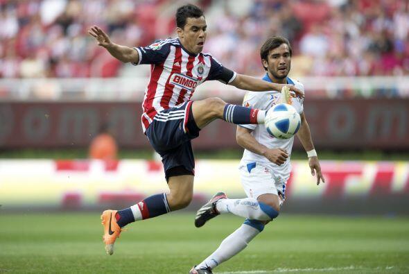 El 6 de Marzo las Chivas viajan a Querétaro para enfrentar a Ronaldinho...