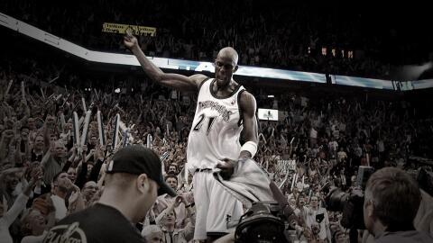 Kevin Garnett se retira luego de 21 años en la NBA.