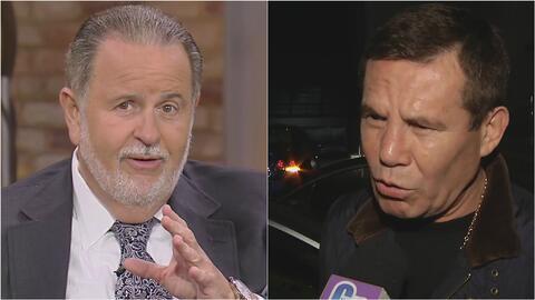 Mira el mensaje amenazador que el boxeador Julio Cesar Chávez le mandó a...