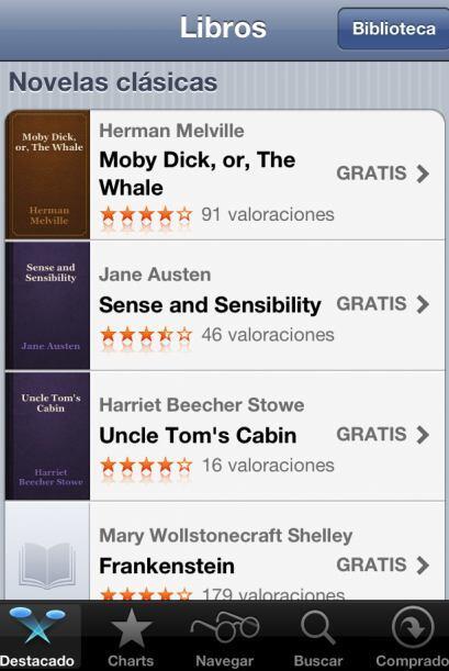 iBOOKS  es una maravillosa aplicación que te permite descargar y leer li...