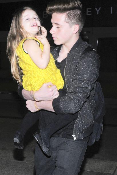 Así, Harper no sólo es una de las niñas más adorables, también una de la...