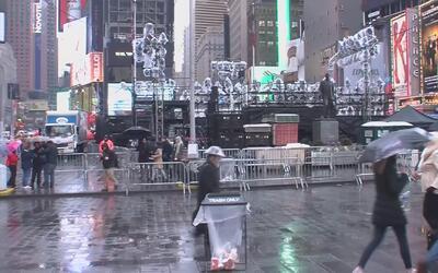 Aumenta la seguridad en ciudades europeas y en Nueva York en vísperas de...