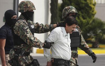 María Antonieta Collins entró en los túneles de escape de El Chapo Guzmán