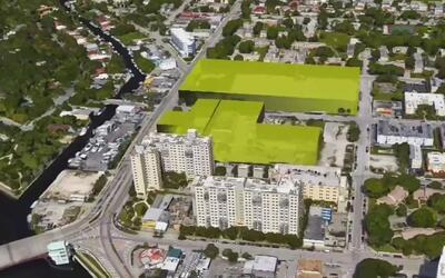Proyecto de David Beckham para construir un estadio de fútbol en Miami s...