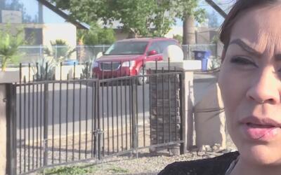 Madre de nueve hijos se encuentra desesperada por detención de su esposo