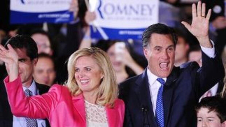 El conteo del diario The Wall Street señala que Romney cuenta con 415 de...