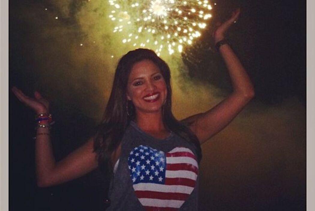 Estados Unidos estuvo de fiesta y las celebridades aprovecharon para dar...