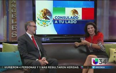 Consulado promueve semana de derechos laborales