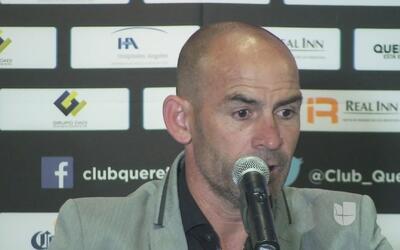 """Paco Jémez: """"Hemos perdido por errores nuestros"""""""