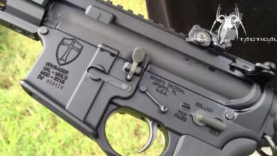 Rifle 'cristiano'