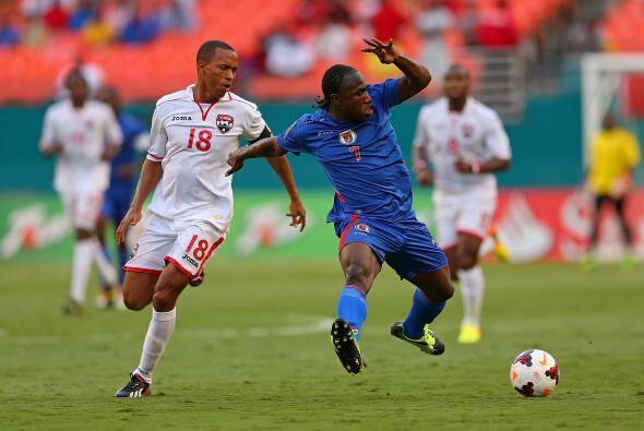 Trinidad y Tobago llegó a la segunda jornada del Grupo B de la Co...