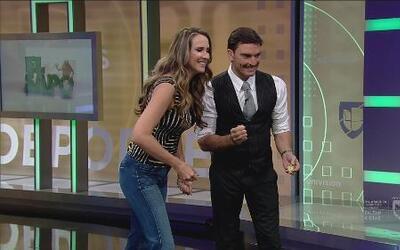 Angélica Castro ganó 500 dólares en el Sapo