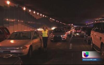 Indignado el pueblo por cierre del túnel Minillas