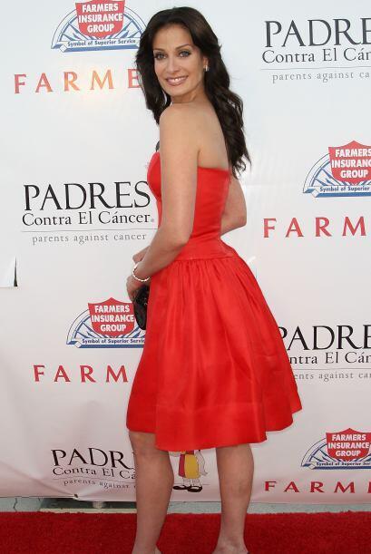 La Miss Universo 1993 comentó que desde que se mudó a Los Angeles no ha...