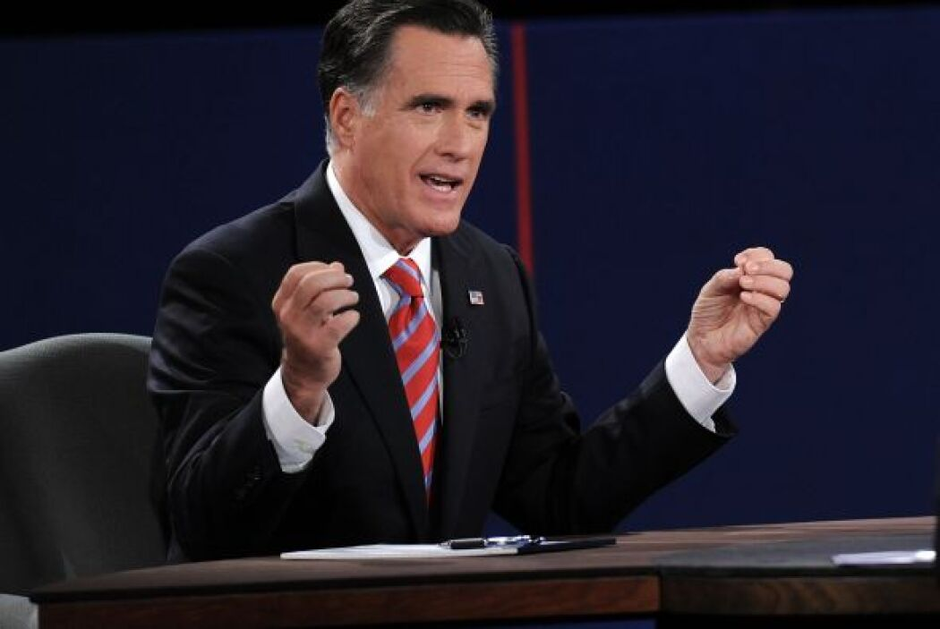 Romney felicitó a Obama por la muerte del líder de Al Qaeda, Osama Bin L...