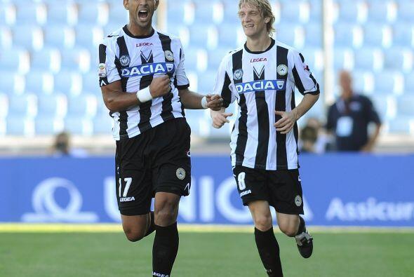 El equipo de Udine se metió a la casa del Bolonia y dominó...