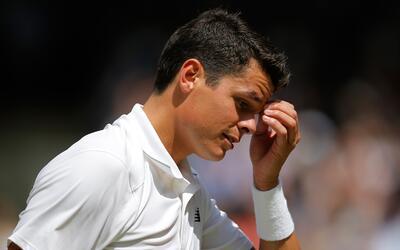 Milos Raonic no estará en los Olímpicos de Río 2016.