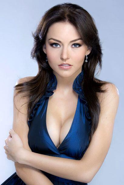 En las telenovelas hemos podido ver a actrices con caras muy bonitas y a...