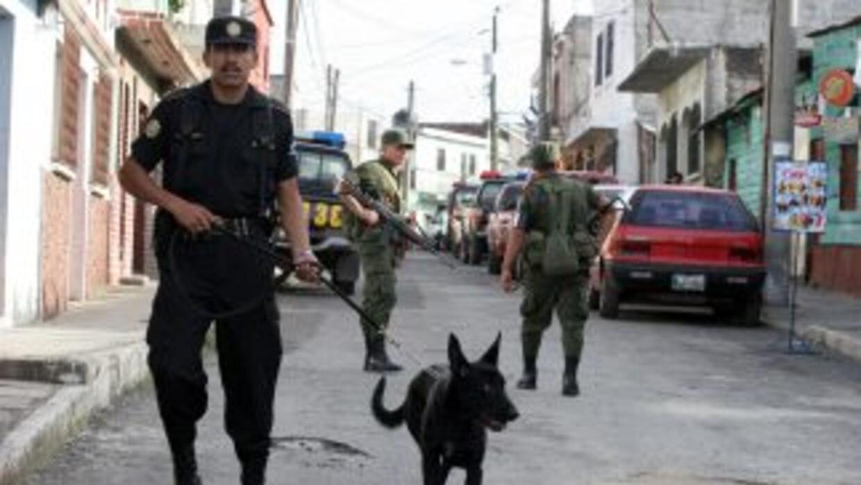 La idea es desmantelar redes que operan en los barrios de Caracas.