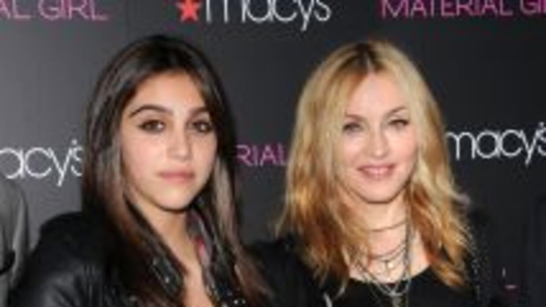 Lourdes, la hija de Madonna, presentó en Nueva York su nueva línea de ro...
