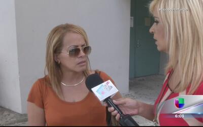 Madre de Félix Verdejo habla del accidente que tuvo su hijo