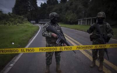 Violencia México (Imagen de archivo)
