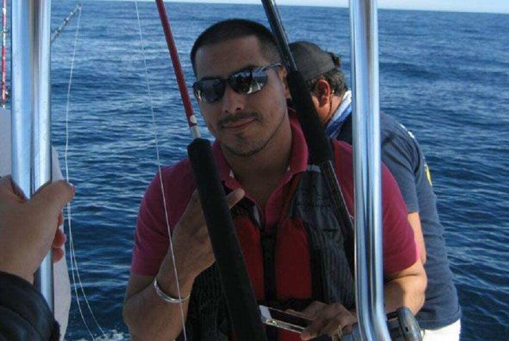 Ya en el mar, el cantante abrió su corazón y nos contó lo que sintió cua...