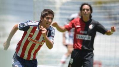 Chivas vs. Atlas Sub 17