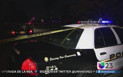 Asesinan a hombre frente a su casa en Miramar