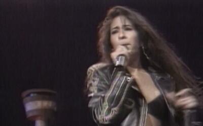 Homenaje a Selena en San Antonio a 22 años de su muerte