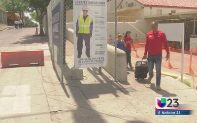 Crónicas de la frontera: éxodo cubano