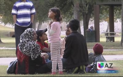 Refugiados sirios reinician sus vidas en Phoenix