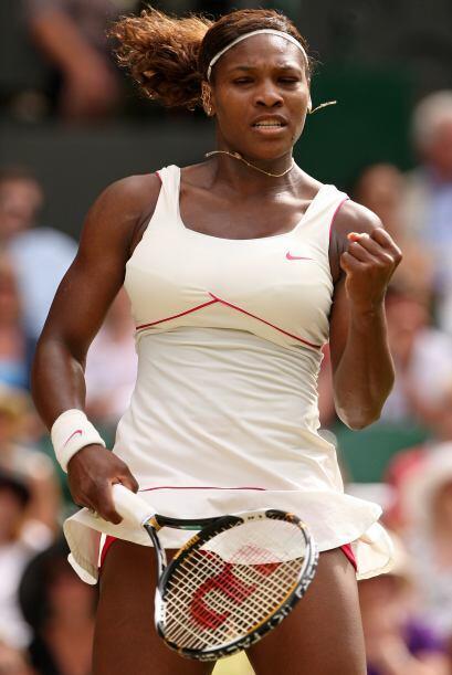 04. Serena Williams (EUA) 5,355