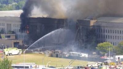 Un informe reveló que víctimas del atentado al Pentágono y del avión que...