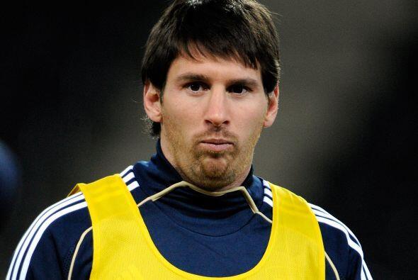 Messi tiene su propia fundación para apoyar a niños y además es embajado...