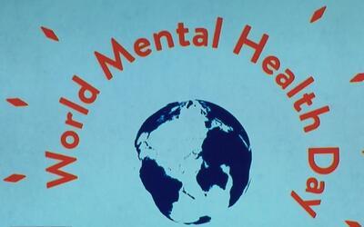 Feria informativa de Salud Mental