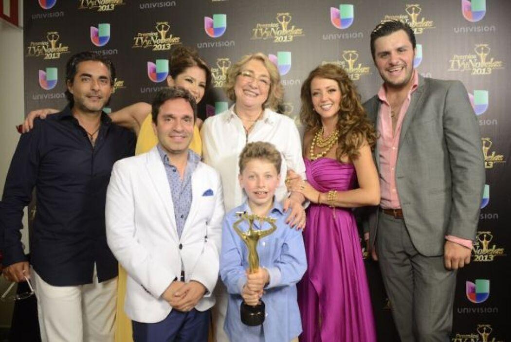 """El elenco del programa """"Hoy""""."""