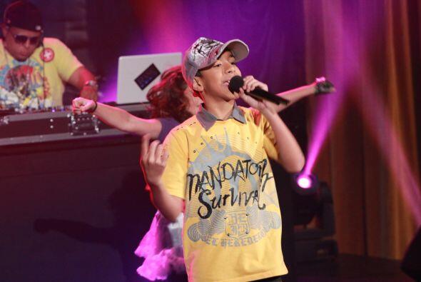El  reggaetonero Miguelito será de uno de los padrinos del programa, seg...
