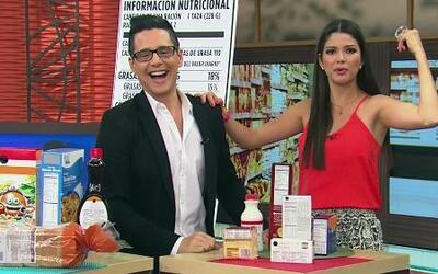 Chabán te enseña a leer las etiquetas de tu comida