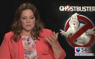 Ghostbusters llega para demostrar el poder femenino